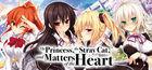 Carátula The Princess, the Stray Cat, and Matters of the Heart para Ordenador
