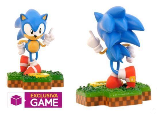 GIOCO di dettagli il suo catalogo di merci per celebrare il film di Sonic