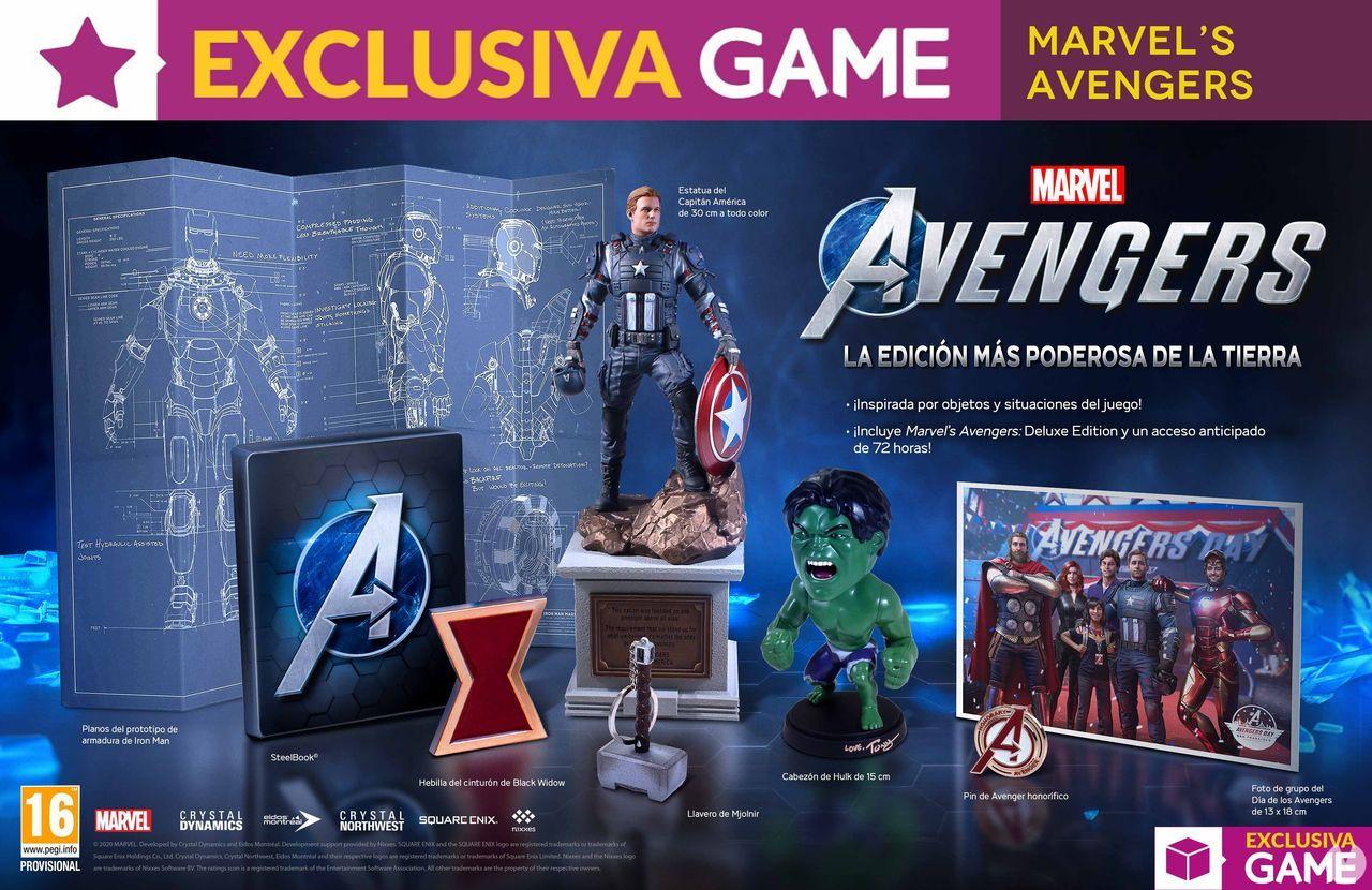GIOCO di dettagli i suoi problemi di unico e incentivi per la Marvel