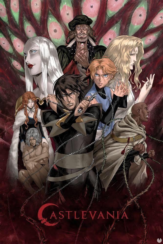 Castlevania on Netflix: The third season premieres march 5