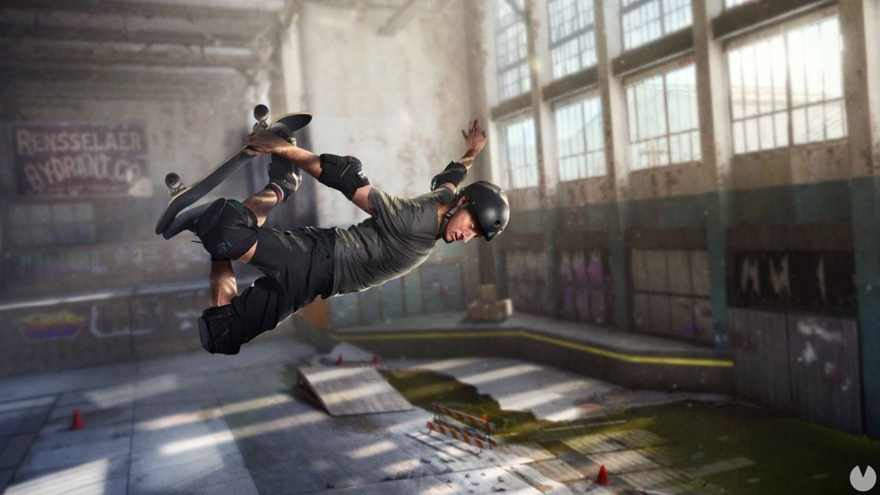 Tony Hawk's Pro Skater 1 + 2 confirma su llegada a PS5, Xbox Series X/S y Switch este año