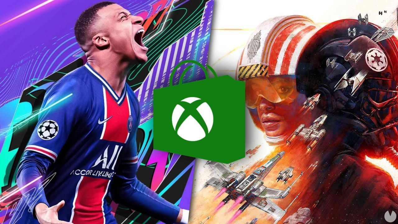 Ofertas Xbox: FIFA 21, sagas Assassin's Creed y Kingdom Hearts, Bayonetta y más