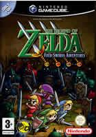 The Legend of Zelda: Four Swords para GameCube