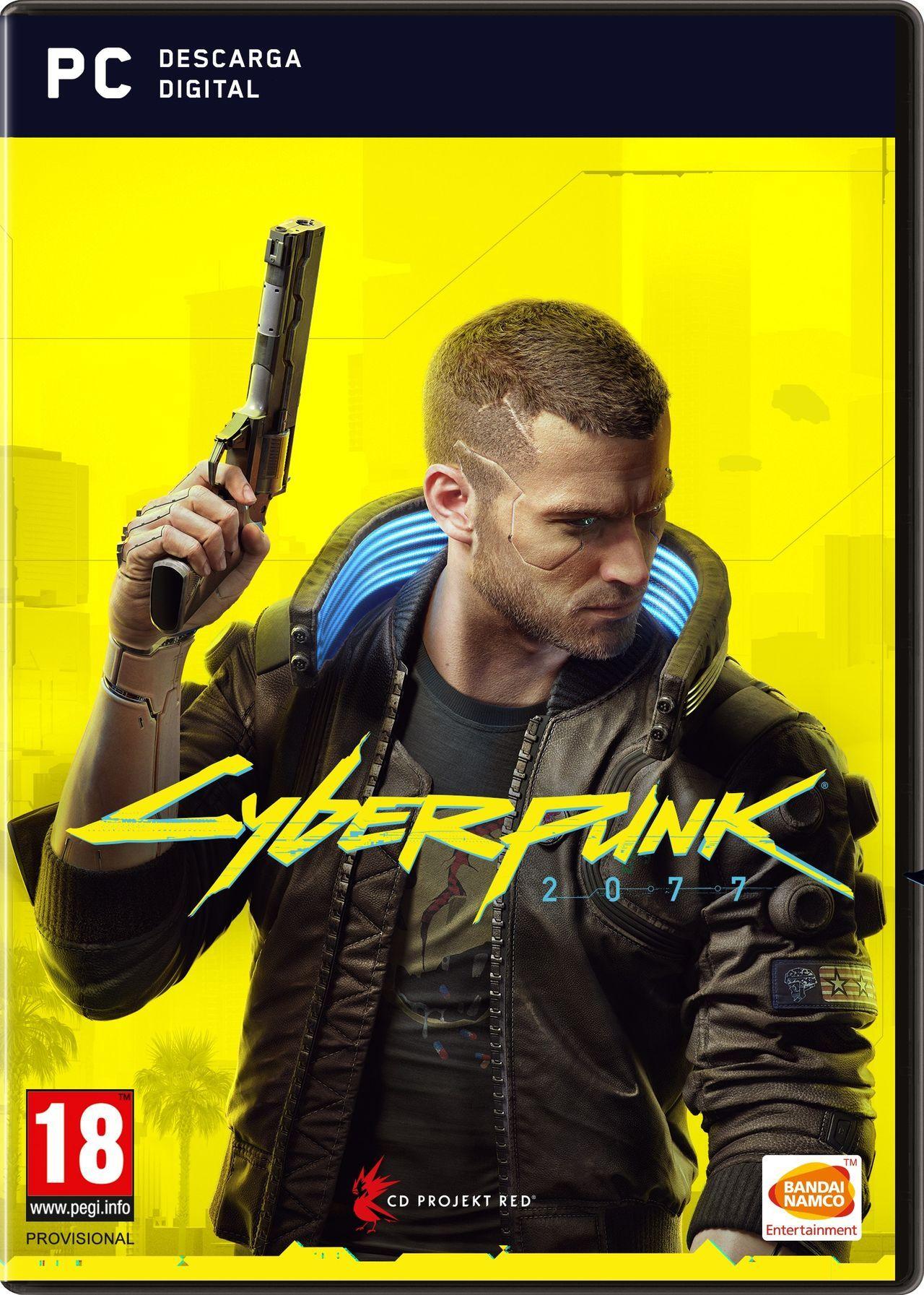 Cyberpunk 2077 - Videojuego (PC, PS4, Xbox One, PS5 y Xbox ...