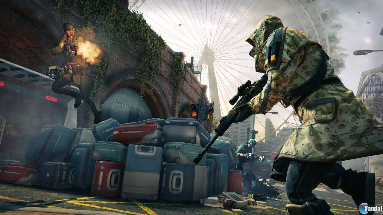La beta abierta de Dirty Bomb ya está disponible en Steam