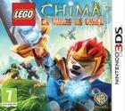 Carátula LEGO Legends of Chima: Laval's Journey para Nintendo DS