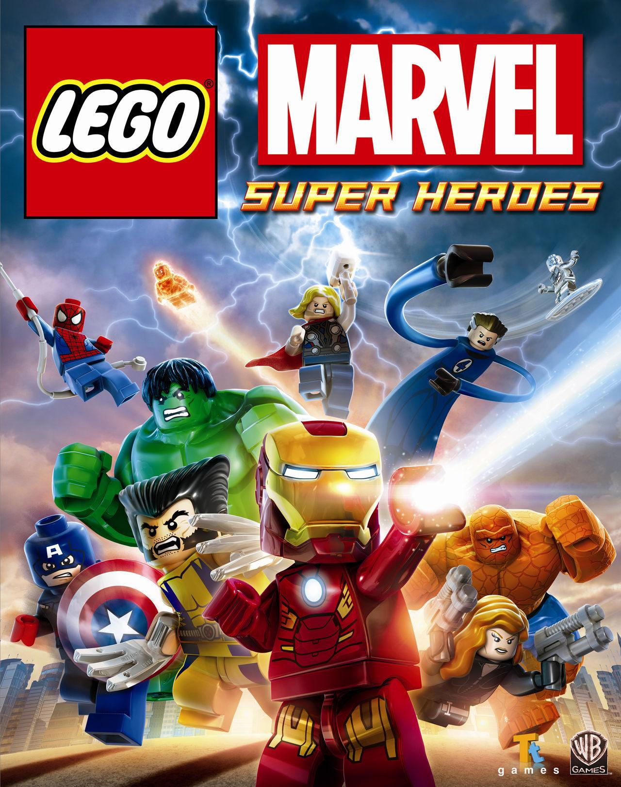 Lego Marvel Super Heroes Toda La Informacion Ps3 Xbox 360 Wii U