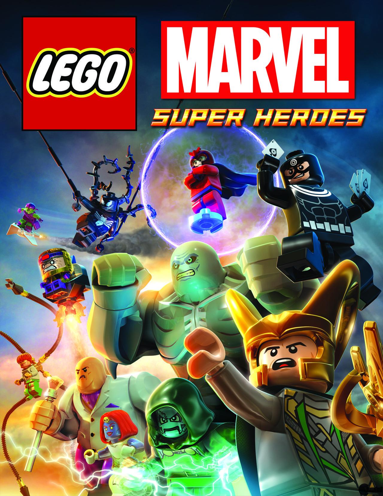 M O D O K Protagoniza Las Nuevas Imagenes De Lego Marvel Super