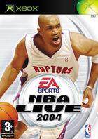 NBA Live 2004 para Xbox