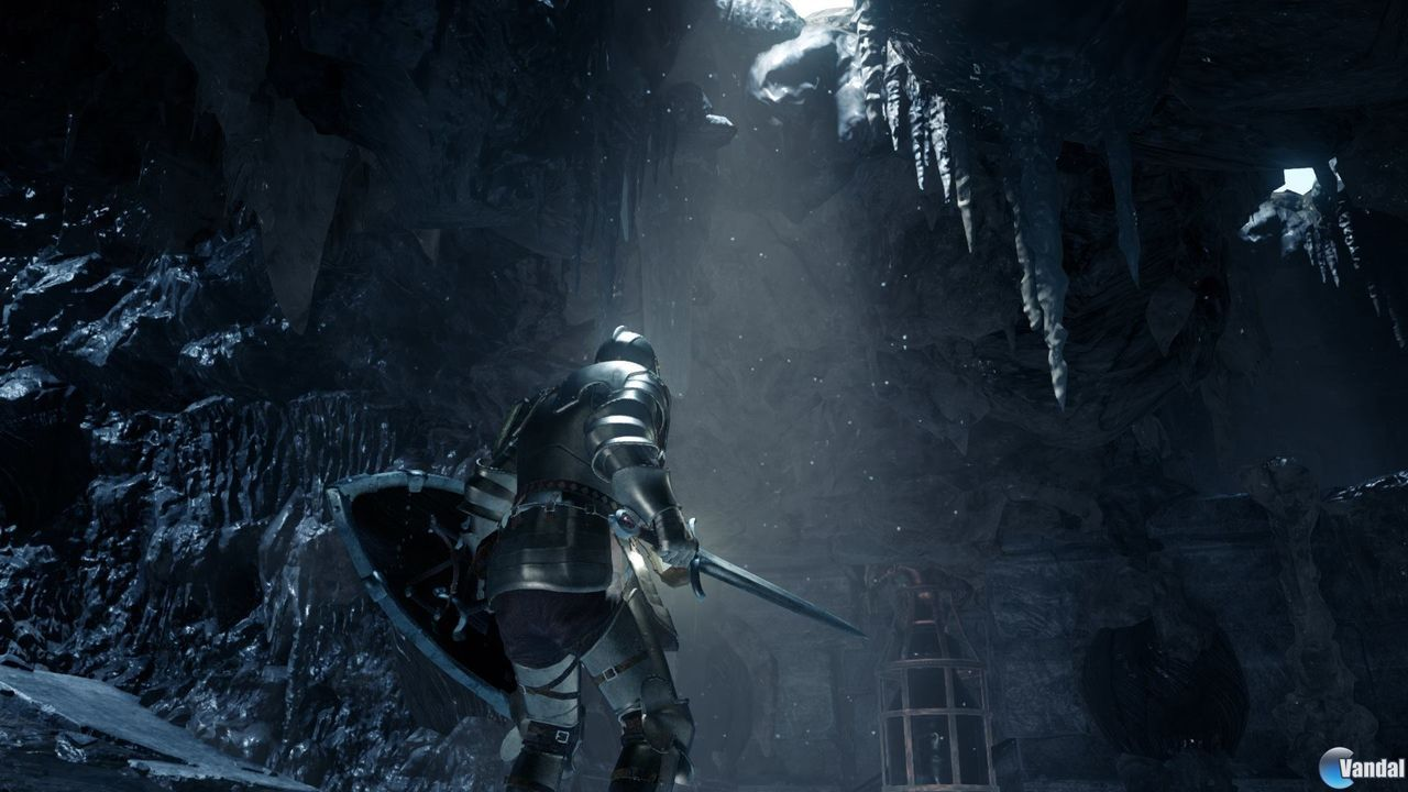 Rumor: Deep Down de Capcom podría reaparecer en el TGS titulado Shinsekai: Into the Depths