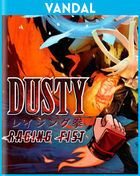 Carátula Dusty Raging Fist para Nintendo Switch