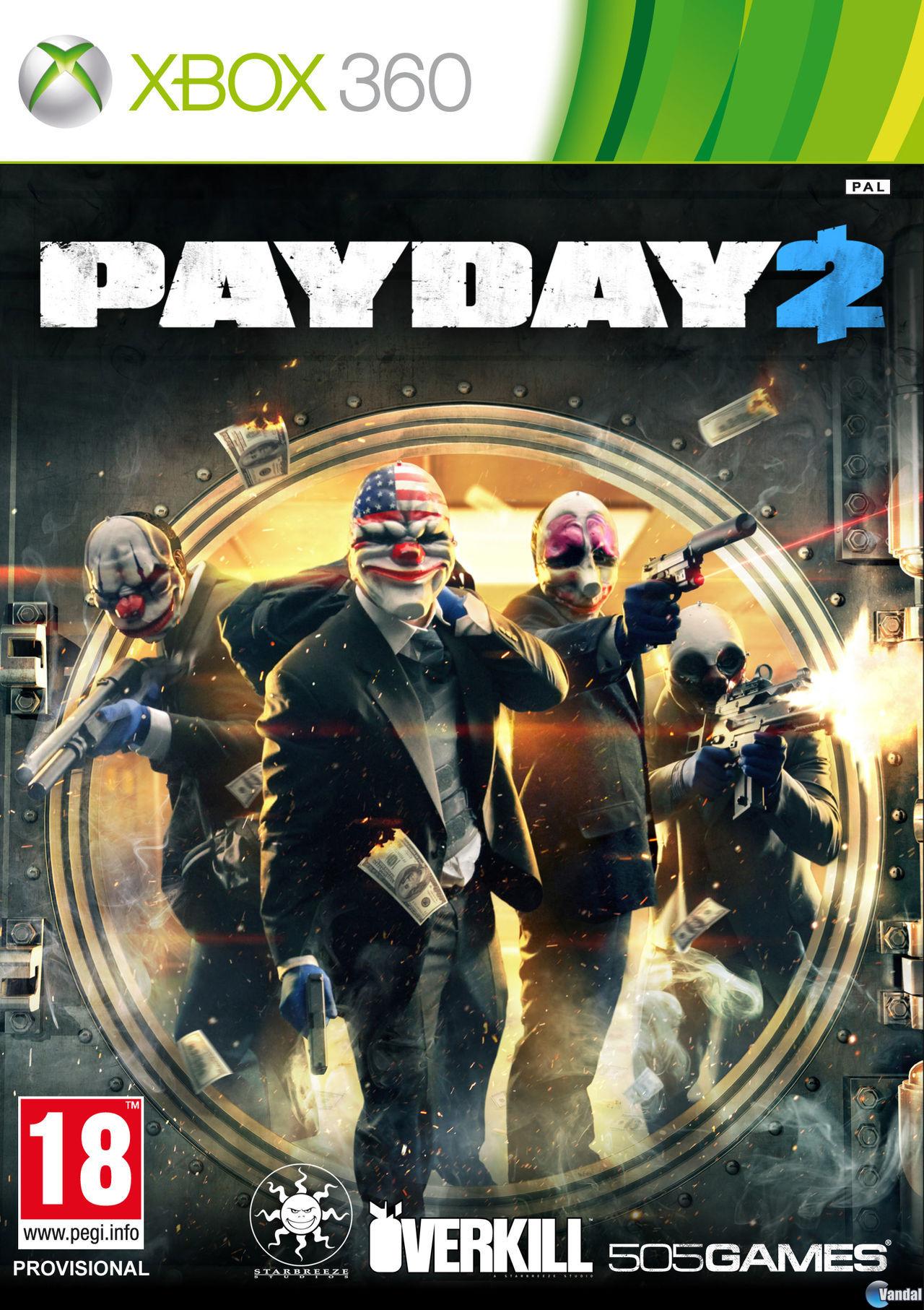 Todos Los Logros De Payday 2 En Xbox 360 Y Como Conseguirlos