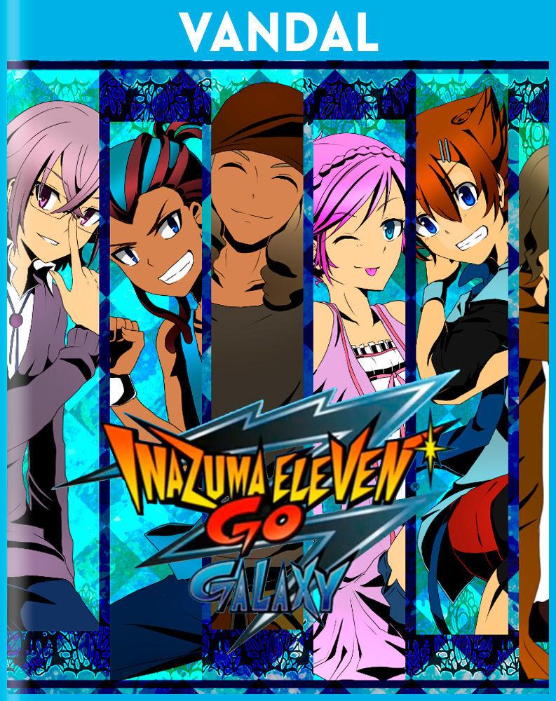 Inazuma eleven go galaxy videojuego nintendo 3ds vandal - Inazuma eleven galaxy ...