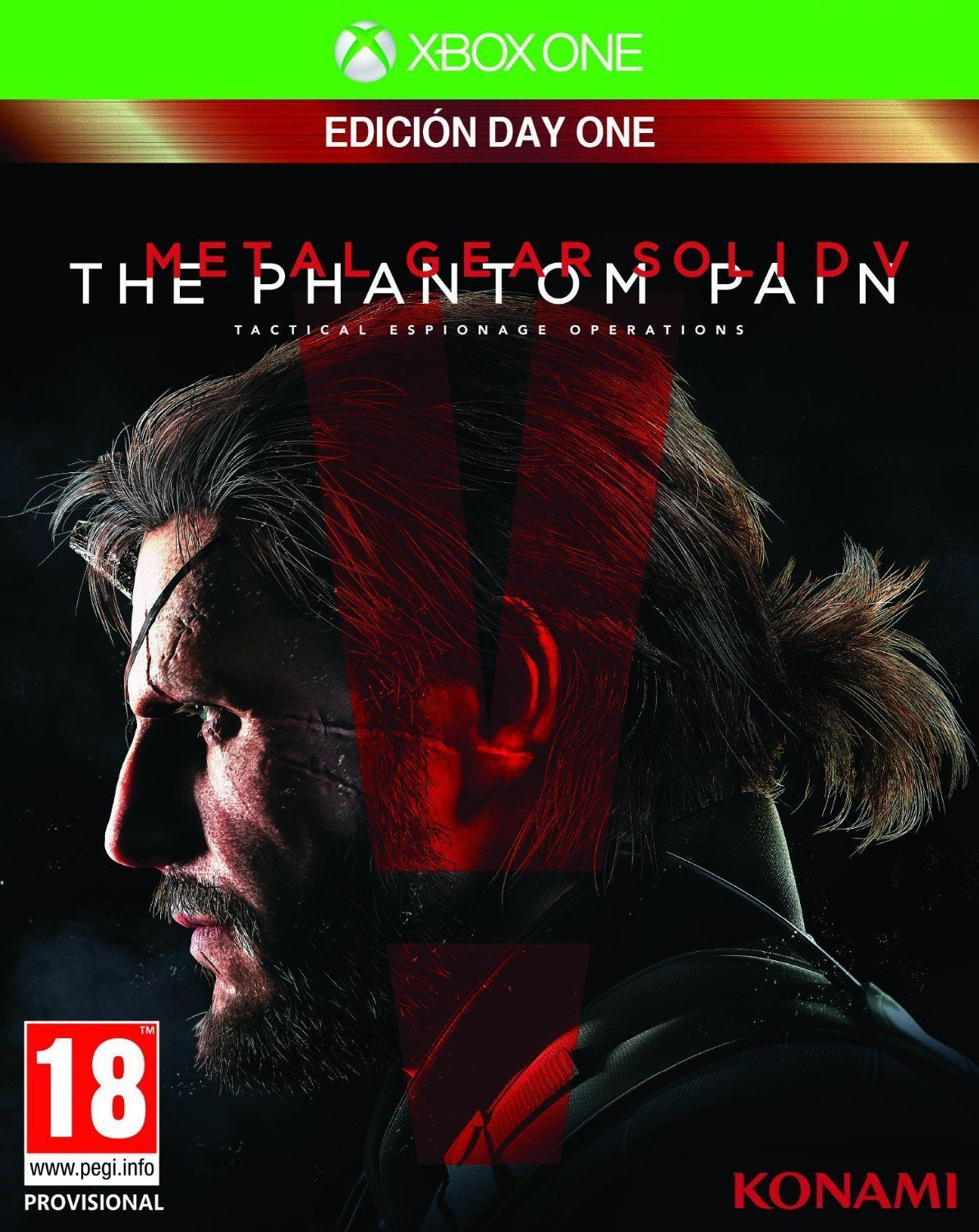 Imagen 222 de Metal Gear Solid V: The Phantom Pain para Xbox One