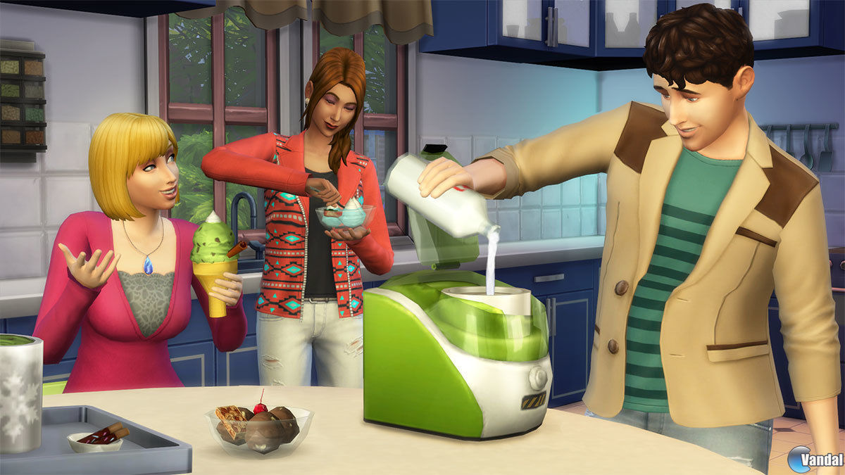 Maxis, the creators of The Sims, working in a game as service of a new saga