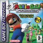 Mario Golf Advance Tour para Game Boy Advance