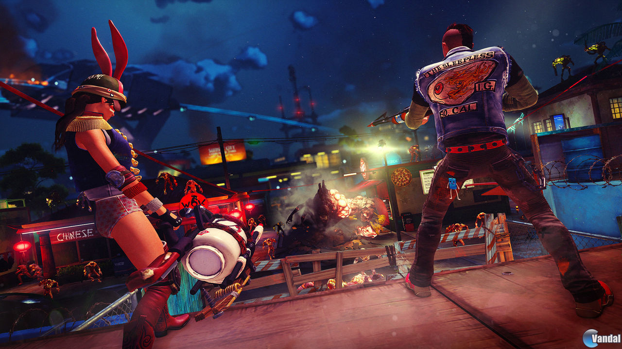 The director of Sunset Overdrive joins The Initiative of Microsoft