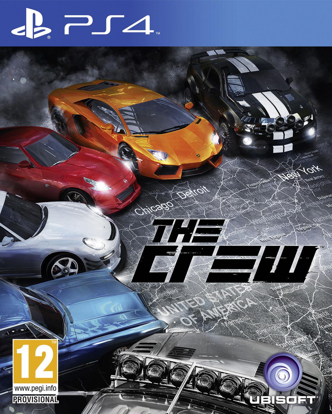 The Crew Toda La Informacion Ps4 Xbox One Pc Xbox 360 Vandal