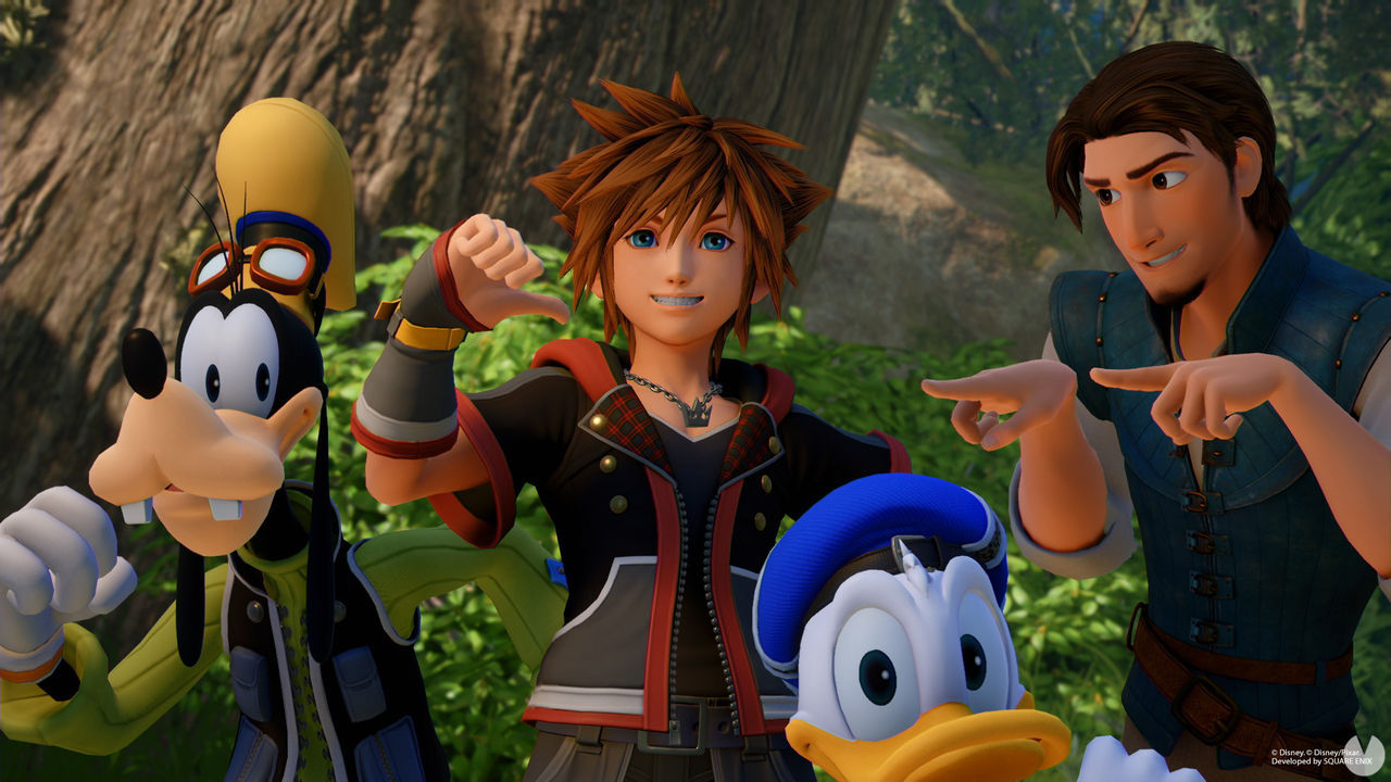 Sales Spain: Kingdom Hearts III is the most sold in February