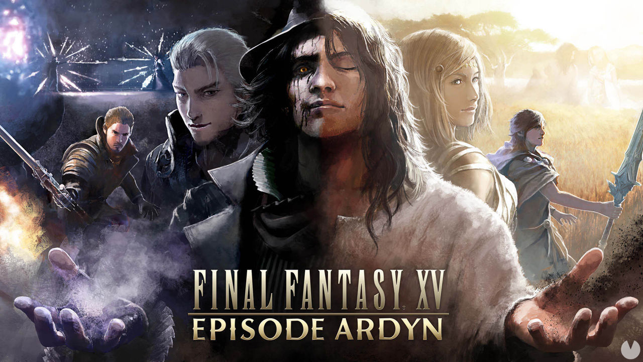 Today comes the Episode Ardyn Final Fantasy XV-new trailer