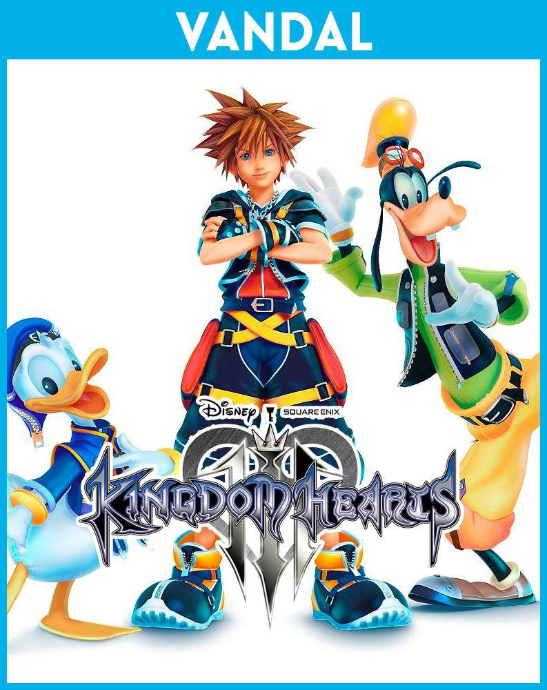 Kingdom Hearts Iii Toda La Informacion Ps4 Xbox One Vandal