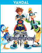 Carátula Kingdom Hearts III para PlayStation 4