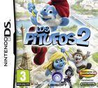 Carátula Los Pitufos 2 para Nintendo DS