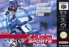 Carátula Jeremy McGrath Supercross 2000 para Nintendo 64