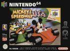 Carátula Mickey's Speedway USA para Nintendo 64