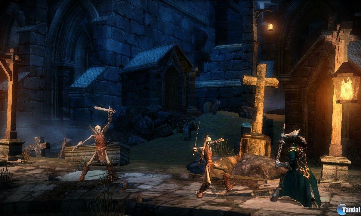 Nuevas imágenes de Castlevania: Lords of Shadow - Mirror of Fate ...