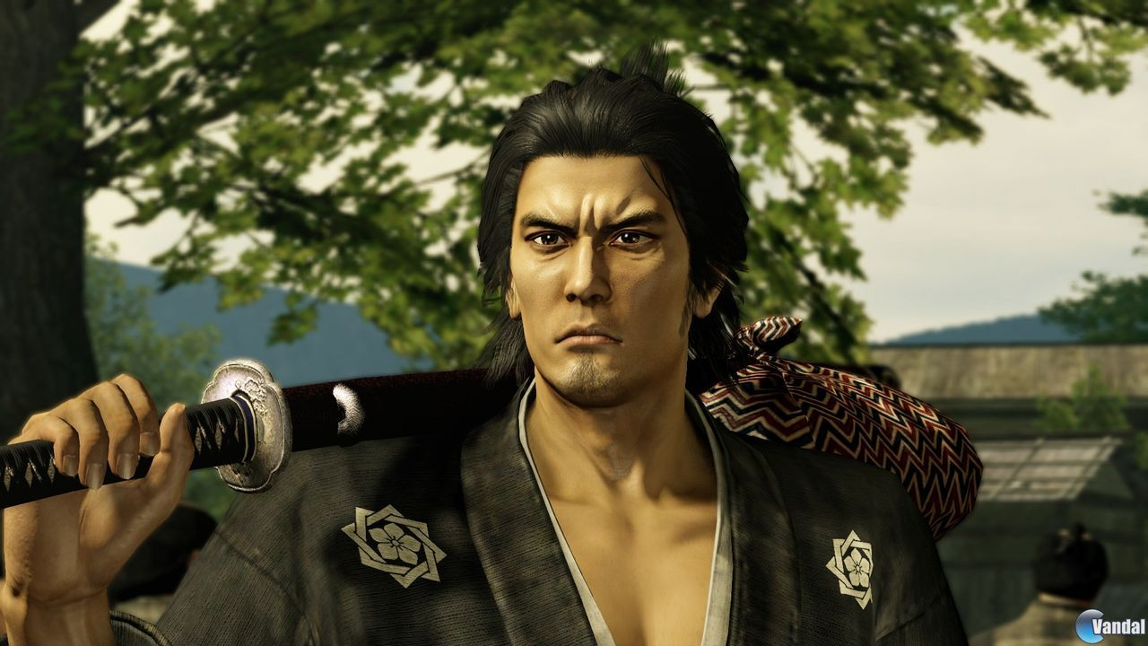 Sega is considering to bring Yakuza Ishin to the West