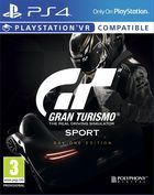 Portada Gran Turismo Sport