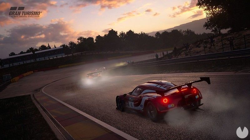 Gran Turismo Sport: they Come free of charge, the circuit Spa-Francorchamps and new vehicles