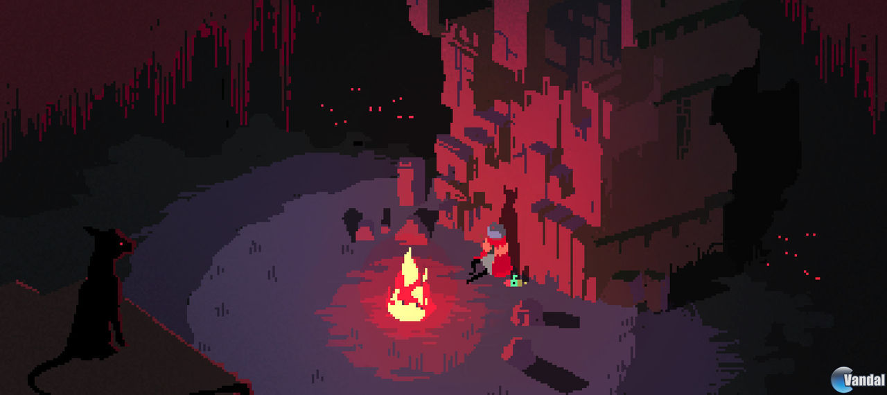 Epic Games Store: now available free of charge Hyper Light Drifter