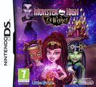 Carátula Monster High 13 Monstruo Deseos para Nintendo DS