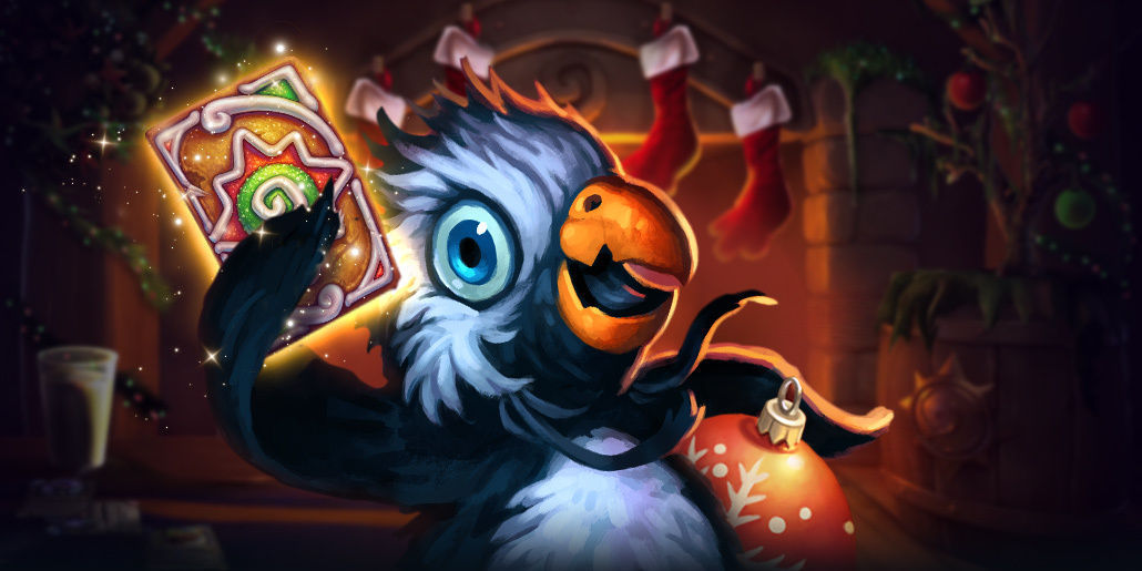 Hearthstone begins its Winter Festival until 31 December