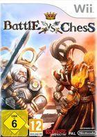 Carátula Battle vs Chess para Wii