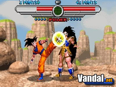 Dragon Ball Z_The Legacy Of Goku 3 - Buu´s Fury