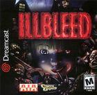 Carátula Illbleed para Dreamcast