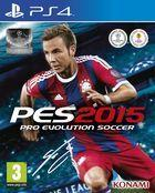 Pro Evolution Soccer 2015 para PlayStation 4