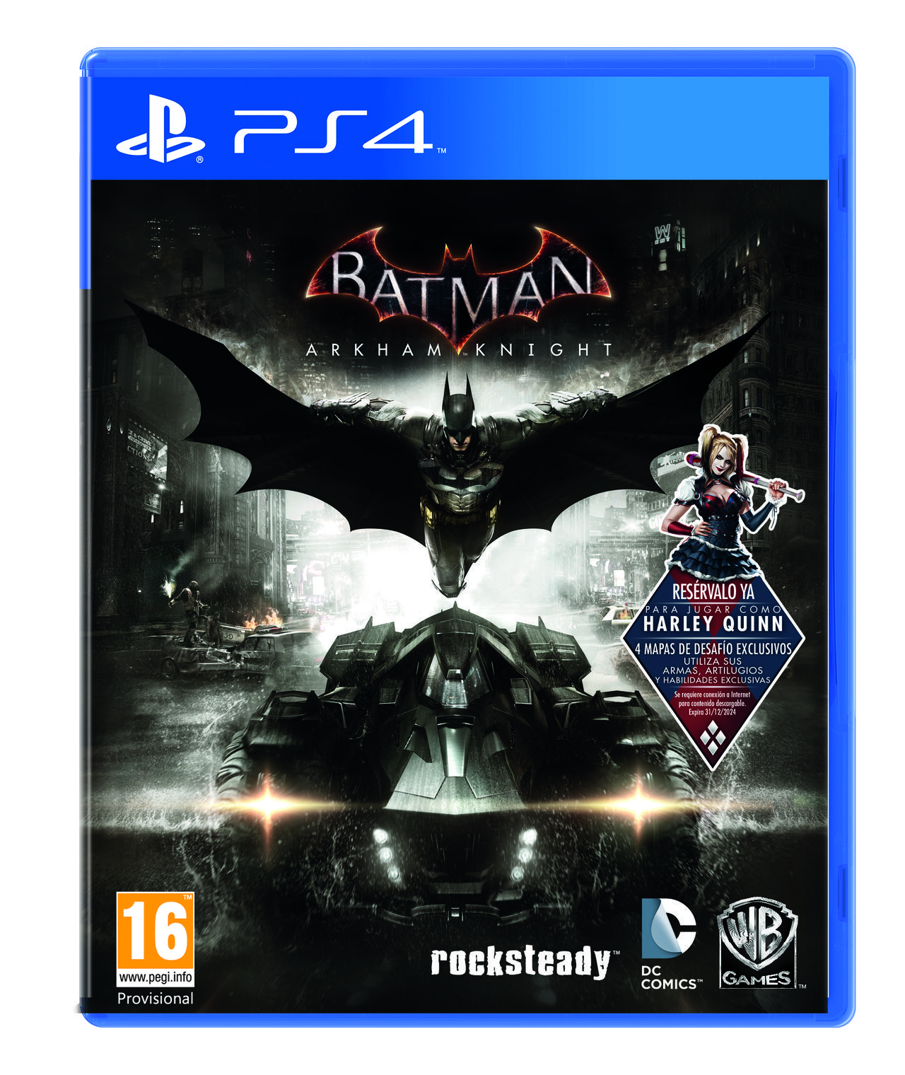 Batman Arkham Knight Toda La Informacion Ps4 Pc Xbox One Vandal