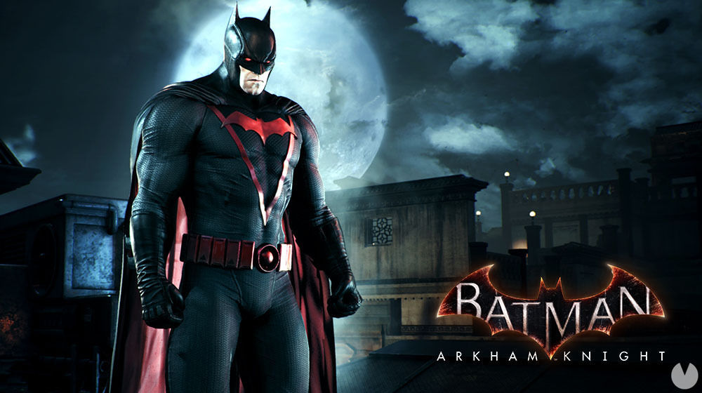 Batman: Arkham Knight for PS4 adds the aspect of Earth 2 for the hero
