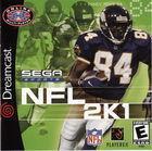 NFL 2K1 para Dreamcast