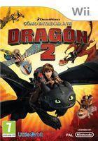 Carátula Cómo entrenar a tu dragón 2 para Wii