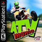 Carátula ATV Mania para PS One
