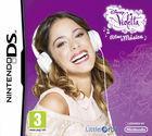 Carátula Violetta para Nintendo DS