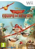 Carátula Planes: Fire & Rescue para Wii