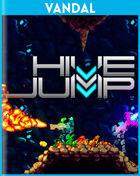 Carátula Hive Jump para Wii U