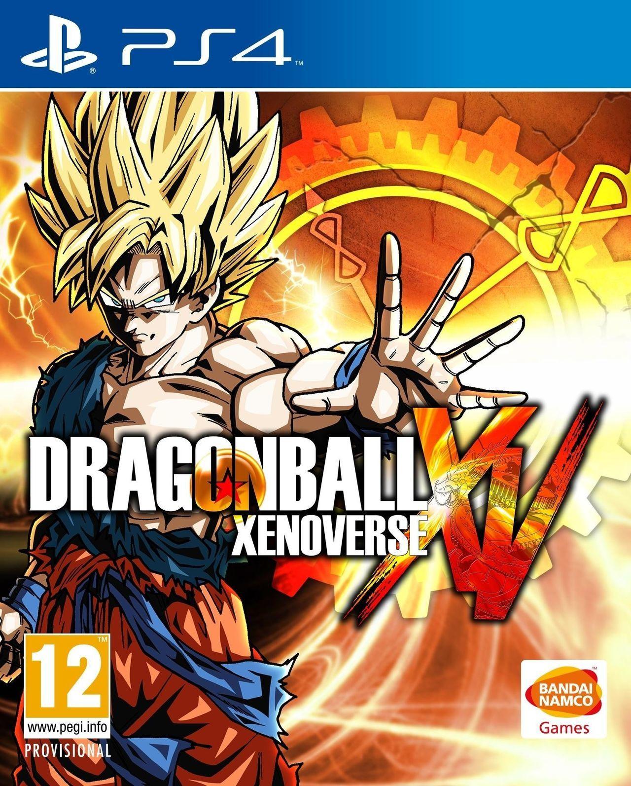 Dragon Ball Xenoverse Toda La Informacion Ps4 Ps3 Pc Xbox 360