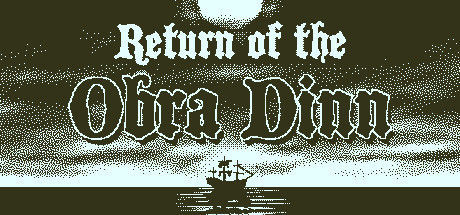 Luke Pope thinks in carry Return of the Obra Dinn to Nintendo Switch